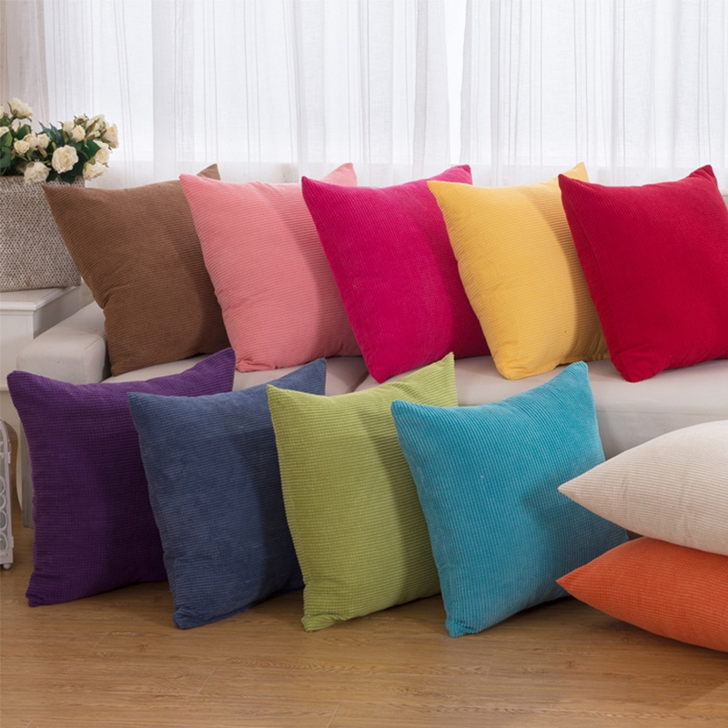 Throw Pillows For Sofa Intended For Cheap Throws For Sofas (View 3 of 15)