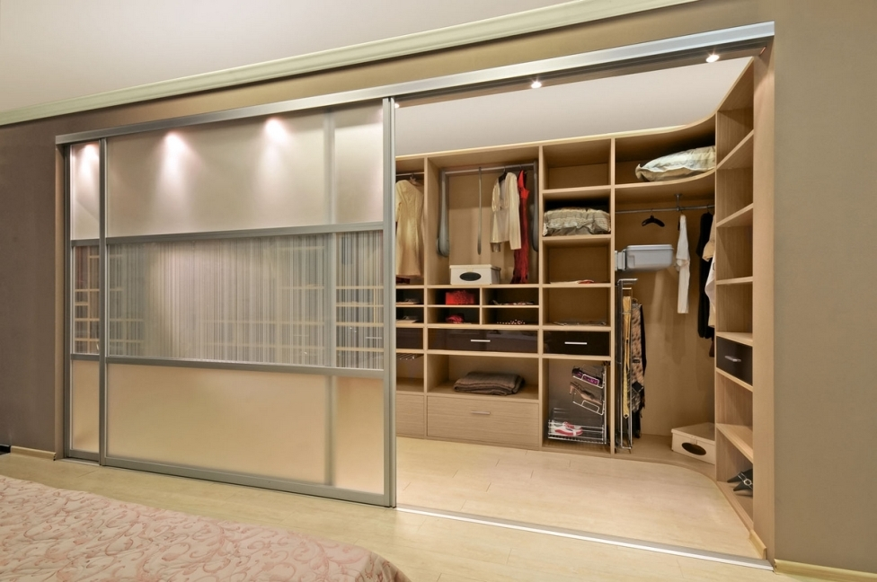 Tips To Choose Perfect Wardrobe Storage Solutions For Your Place Within Bedroom Wardrobe Storages (#10 of 15)