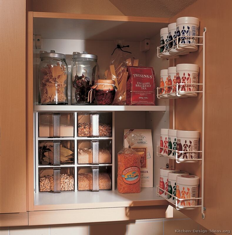 To Be Well Organized With Kitchen Cabinet Storage For Storage Racks For Kitchen Cupboards (#15 of 15)
