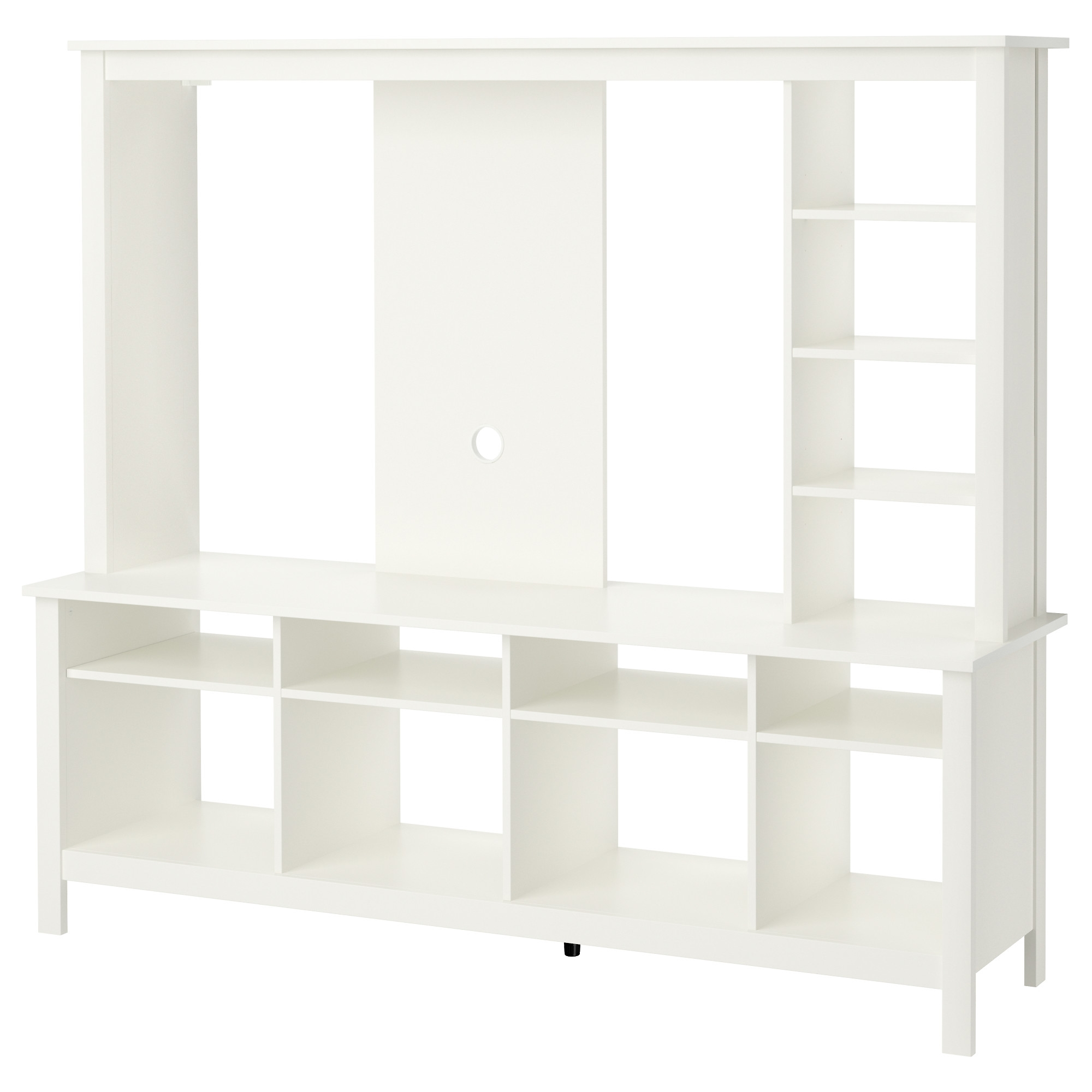 Tomns Tv Storage Unit White Ikea Regarding Tv Storage Unit (#4 of 14)