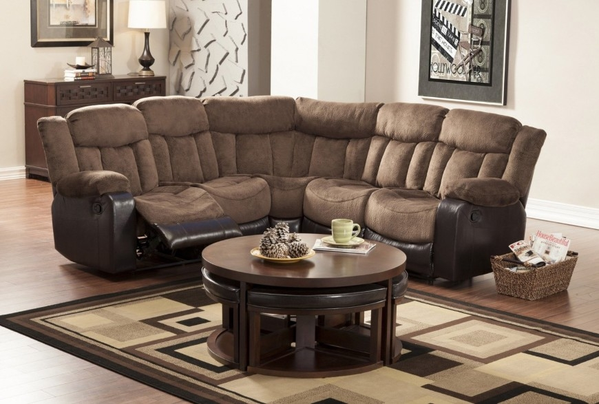 Top 10 Best Recliner Sofas 2017 Home Stratosphere With Sectional Sofa Recliners (View 10 of 15)