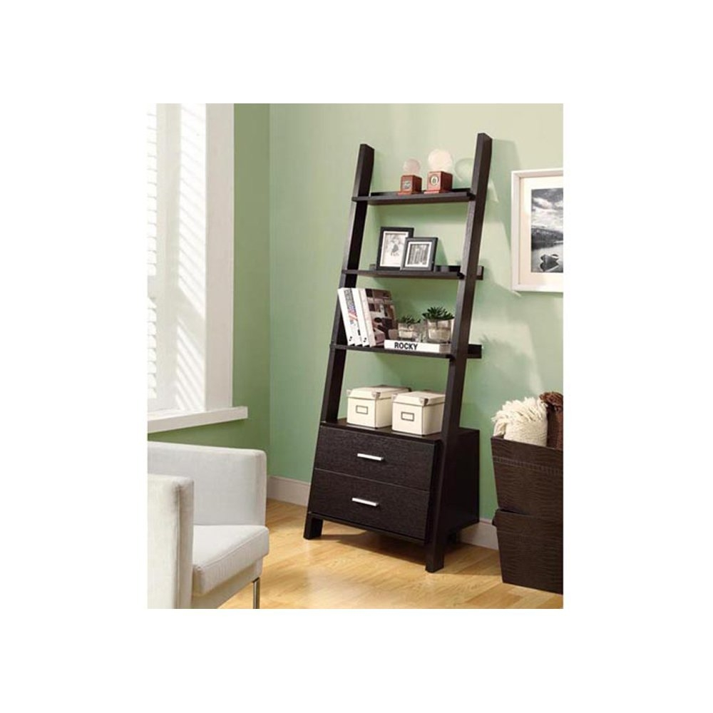 Top 22 Ladder Bookcase And Bookshelf Collection For Your Interiors Regarding Ladder Bookcase (#14 of 15)