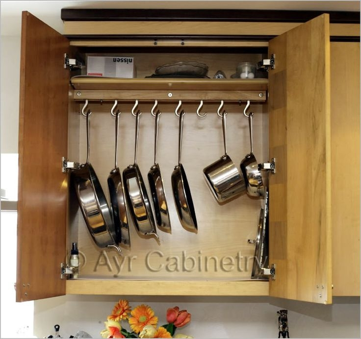 Top 25 Best Cabinet Organizers Ideas On Pinterest Plastic Pertaining To Cupboard Organizers (#15 of 15)