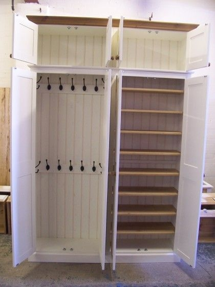 Top 25 Best Hall Cupboard Ideas On Pinterest Built In Cupboards Inside Hallway Cupboard Doors (#13 of 15)