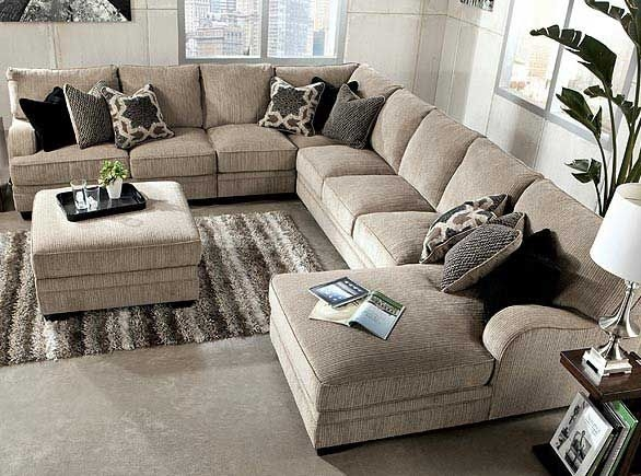 Top 25 Best Living Room Sectional Ideas On Pinterest Neutral Throughout Living Room Sofas (#15 of 15)