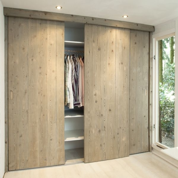 Top 25 Best Sliding Closet Doors Ideas On Pinterest Diy Sliding For Cupboard Sliding Doors (#8 of 15)