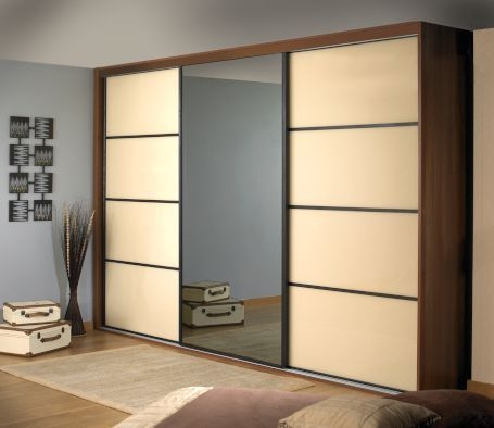 Top 25 Best Sliding Wardrobe Doors Ideas On Pinterest Wardrobe Pertaining To Cupboard Sliding Doors (#10 of 15)