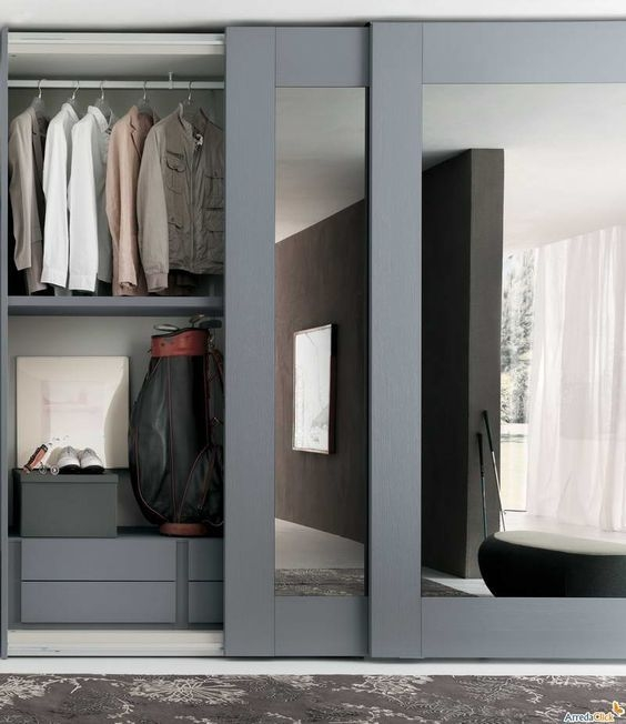 Top 25 Best Sliding Wardrobe Doors Ideas On Pinterest Wardrobe Regarding Cupboard Sliding Doors (#12 of 15)