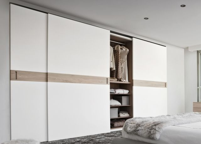 Top 25 Best Sliding Wardrobe Doors Ideas On Pinterest Wardrobe Regarding Cupboard Sliding Doors (#11 of 15)