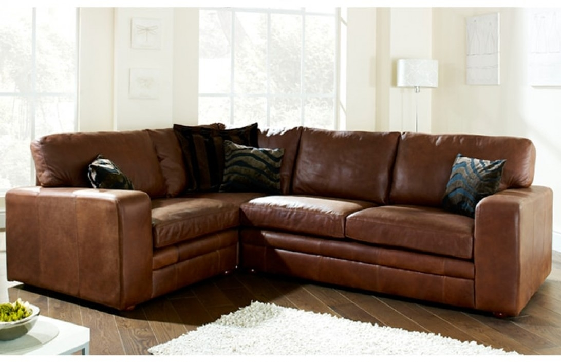 Top Leather Corner Sofa Corner Sofas U Shaped Sofas Modular Sofas Throughout Leather Corner Sofas (#13 of 15)