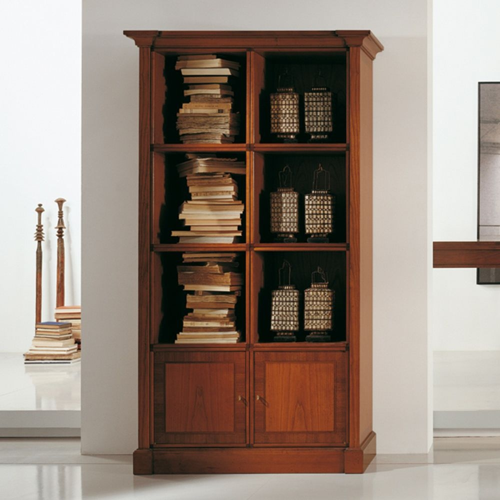 Traditional Bookcase Wooden L1203 Annibale Colombo Intended For Traditional Bookcase (View 6 of 15)