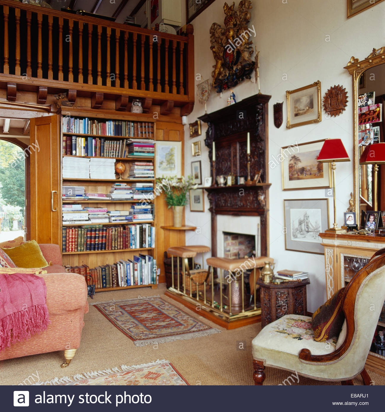 Traditional Study Room: 15 Best Of Study Bookshelves
