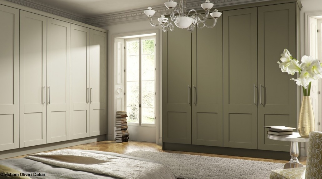 Traditional Fitted Bedrooms Kitchens Glasgow Bathrooms Glasgow Within Discount Wardrobes (View 8 of 15)