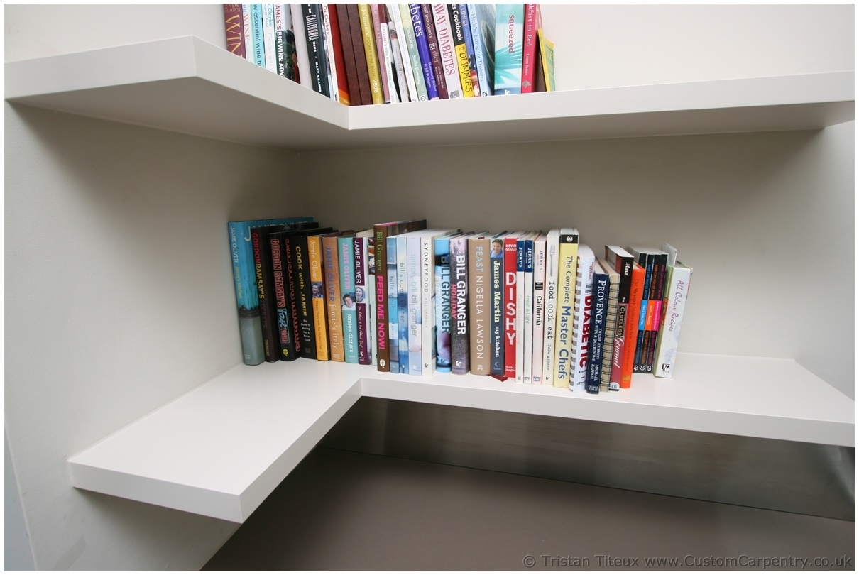 Trendy Storage Floating Corner Shelf Ikea Floating Corner Shelf Regarding Corner Shelf For Dvd Player (#11 of 15)