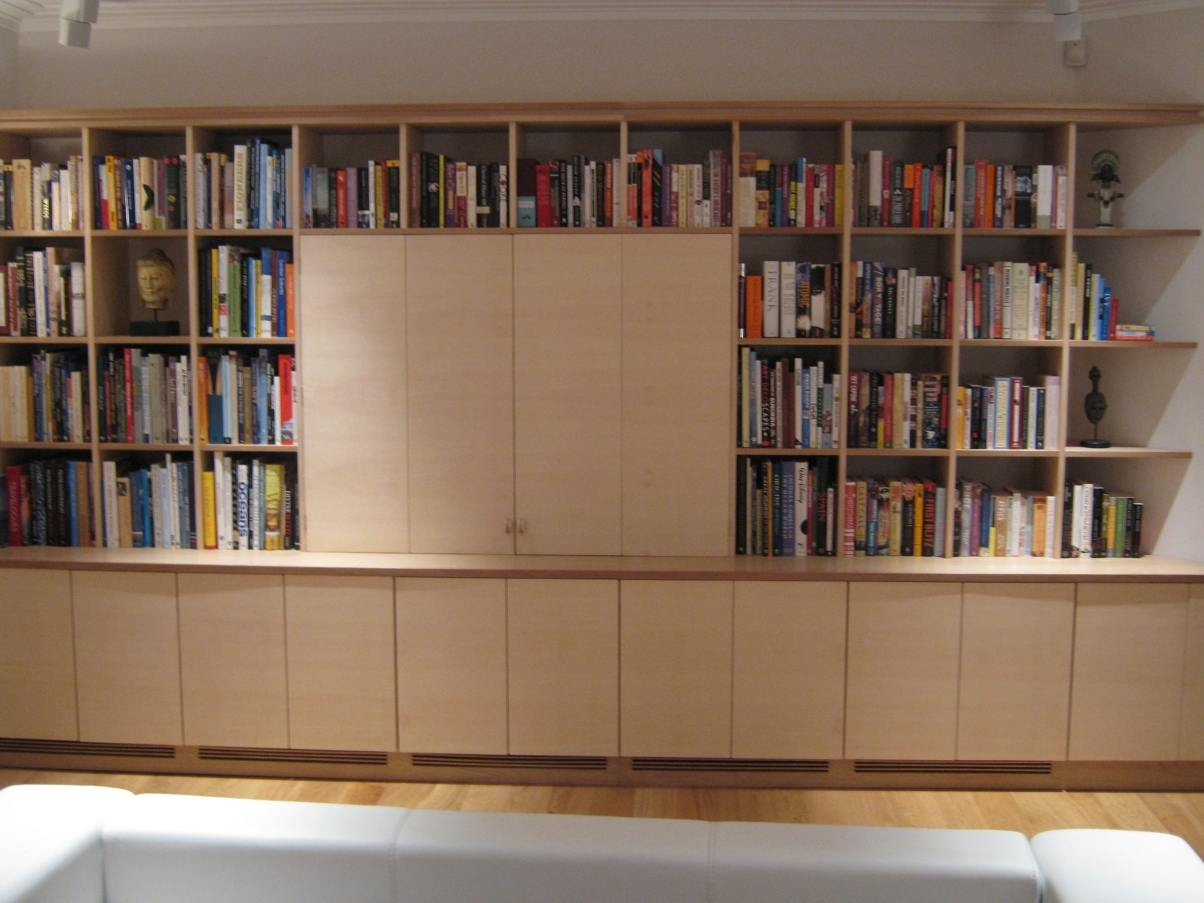 Tv Cupboard And Bookshelves Regarding Tv Bookshelf (#13 of 15)