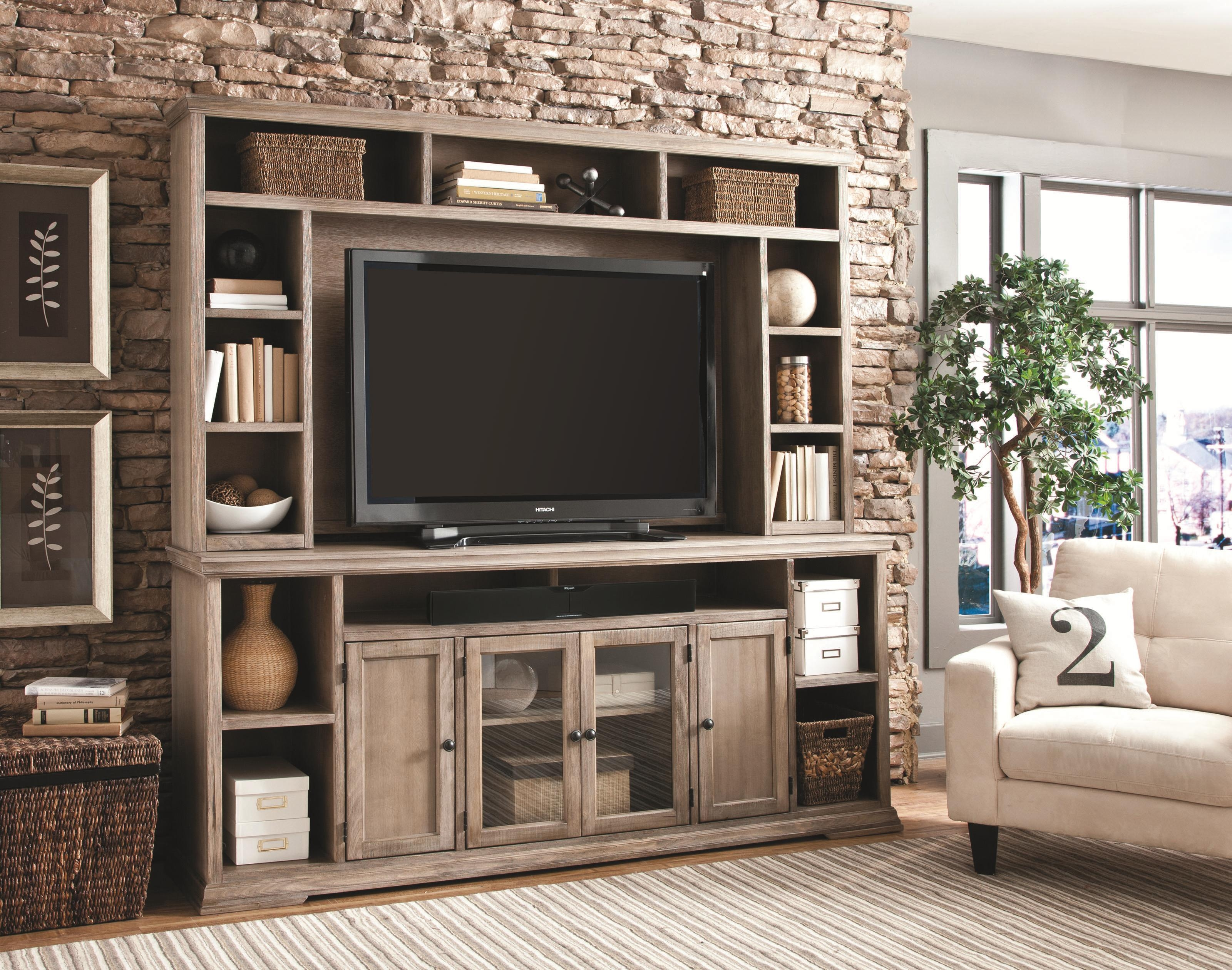 Tv Stands Astounding Entertainment Center With Bookcases 2017 With Tv And Bookshelf (#12 of 15)