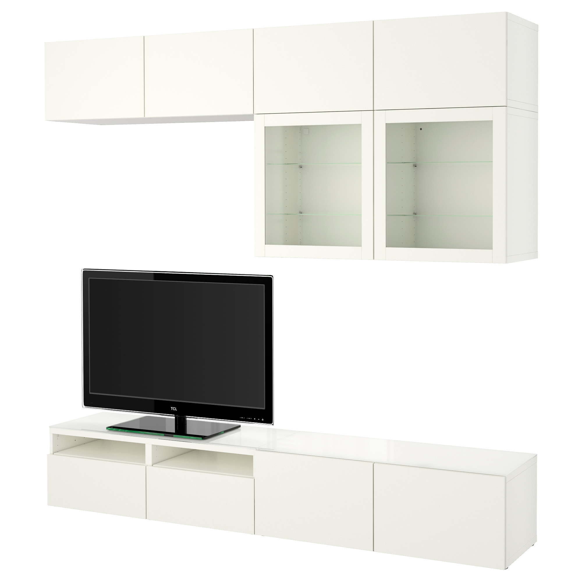 Tv Stands Entertainment Centers Ikea Pertaining To Tv Bookcase Combination (#13 of 15)