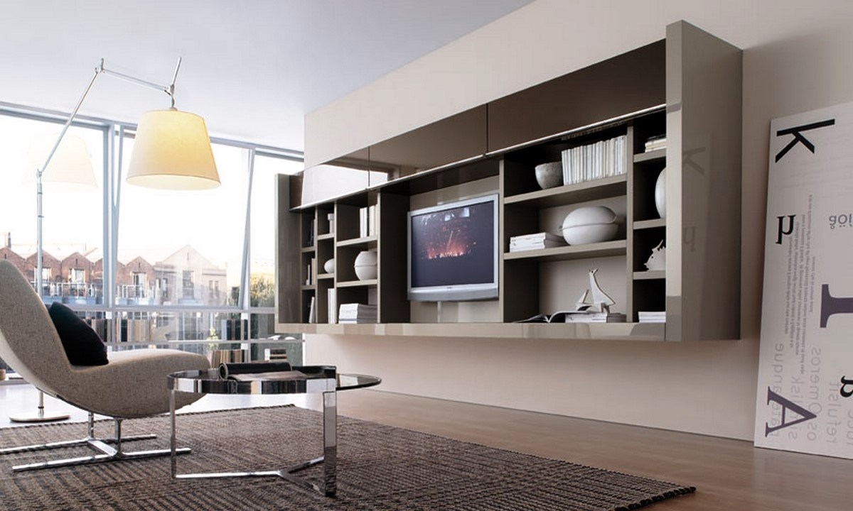 Tv Unit With Bookcase Images Home Design Wonderful To Tv Unit With Throughout Tv Unit And Bookcase (View 6 of 15)