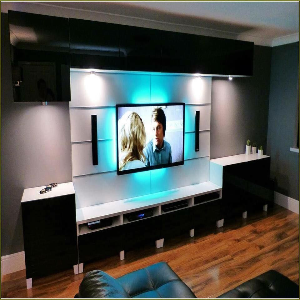 Tv Wall Unit Ideas To Inspire You Design Architecture And Art In Tv Wall Unit (#14 of 15)
