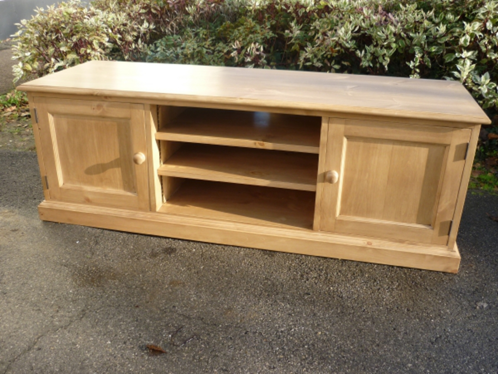 Tventertainment Stands Pine Oak Painted And Bespoke Furniture Within Bespoke Tv Stands (View 15 of 15)