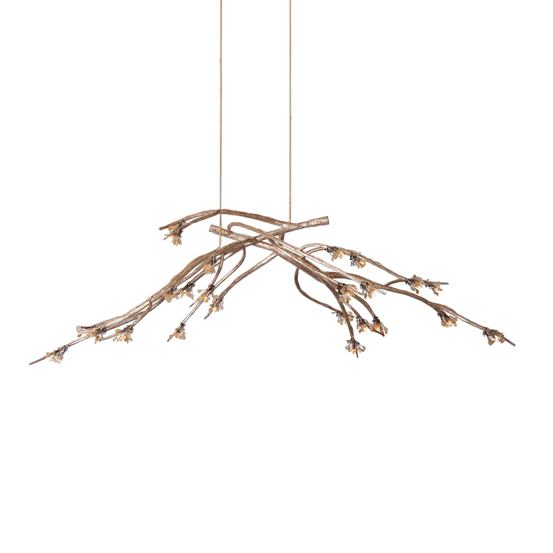 Twig Chandelier Twig Chandeliers Raven Rock 3 Light Rustic Twig For Branch Chandeliers (#12 of 12)