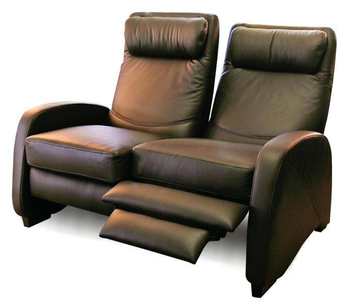 Two Seater Recliner Lounge 2 Seater Leather Recliner Sofa Sale Two Within 2 Seater Recliner Leather Sofas (#15 of 15)