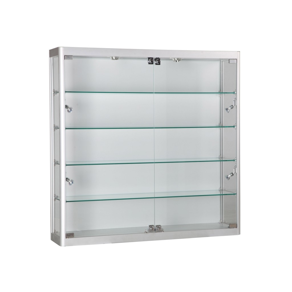 15 collection of wall mounted glass display shelves - Ikea glass cabinets ...