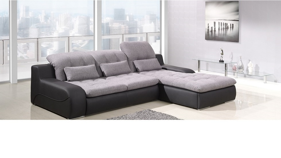 Inspiration about Unique Corner Sectional Sofas With Modular Leather Corner Sofa With Sofas With Beds (#13 of 15)
