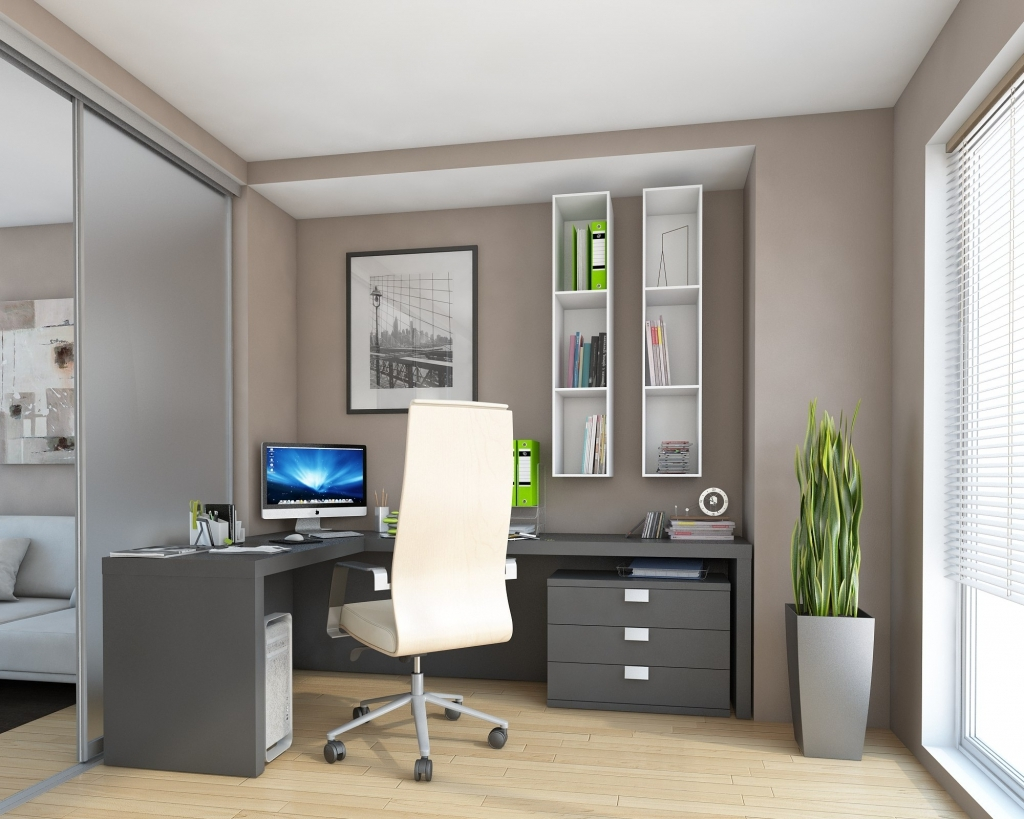 Inspiration about Unique Fitted Home Office Furniture Top Ideas 8488 With Fitted Home Office Furniture (#12 of 15)