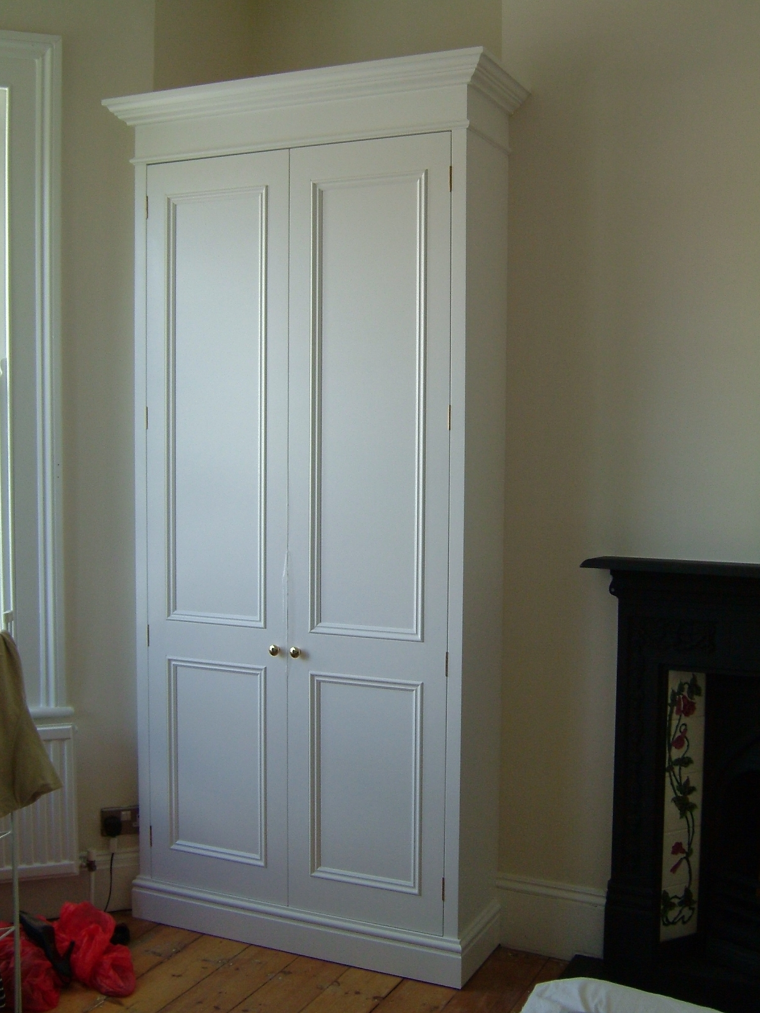 15 Best Collection Of Alcove Wardrobes Designs