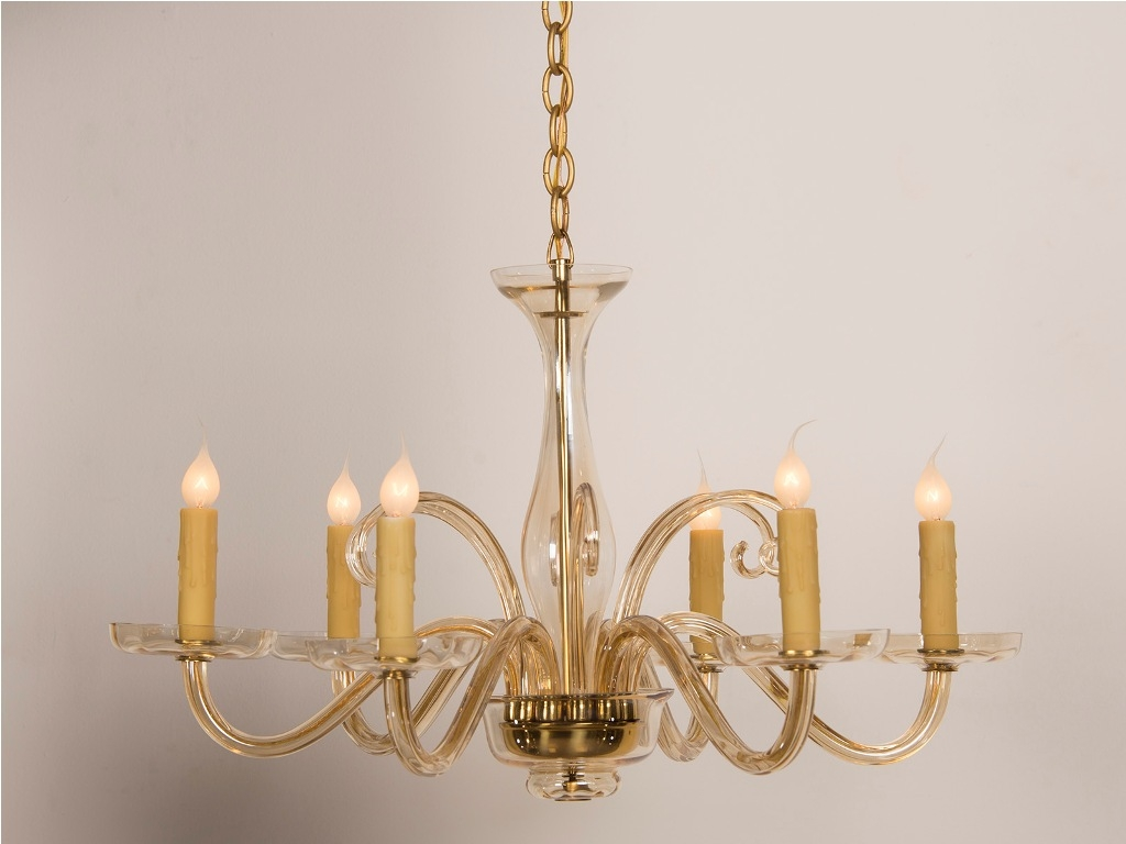 Vintage Murano Glass Chandelier Style Design Ideas And Decors In Murano Chandelier Replica (#11 of 12)