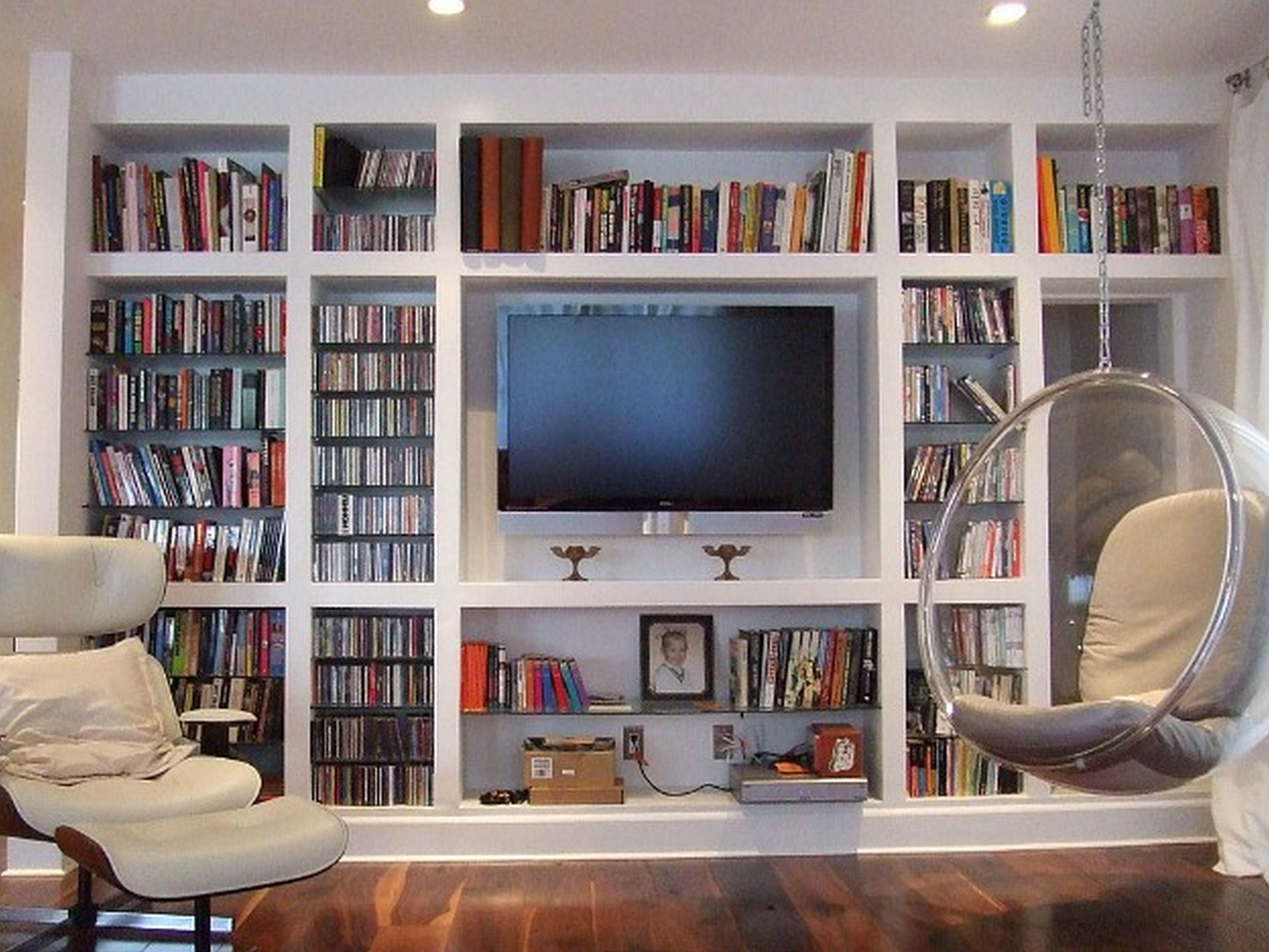 Wall Mount Bookshelf Unique Wall Mounted Bookshelves Wall Mounted Pertaining To Tv And Bookshelf (#15 of 15)