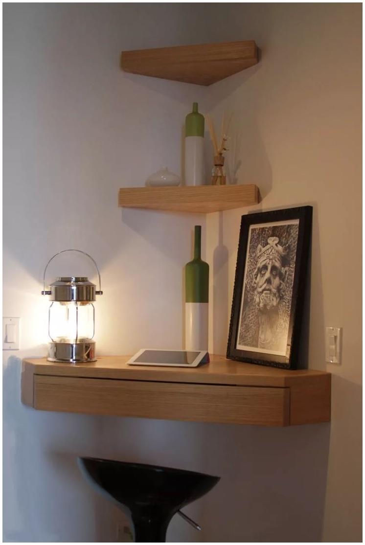 Wall Shelf For Tv Equipment Corner Shelving Unit Corner Shelf Throughout Tv Corner Shelf Unit (#14 of 15)