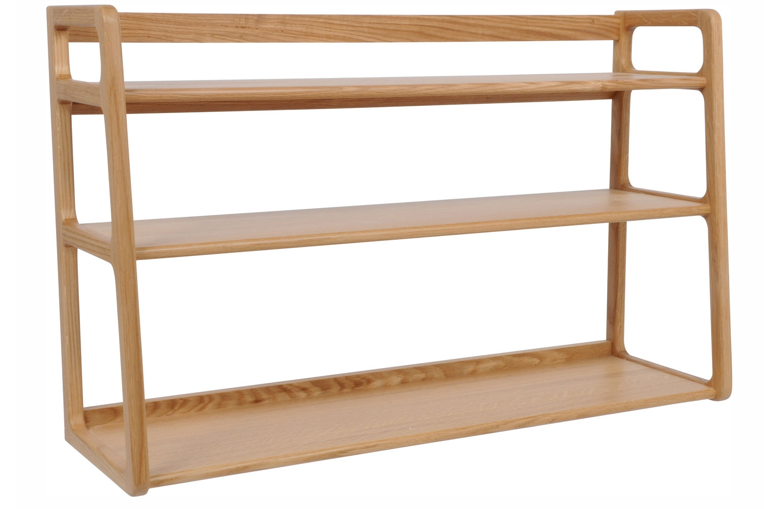 15 Best Ideas Of Oak Wall Shelving Units