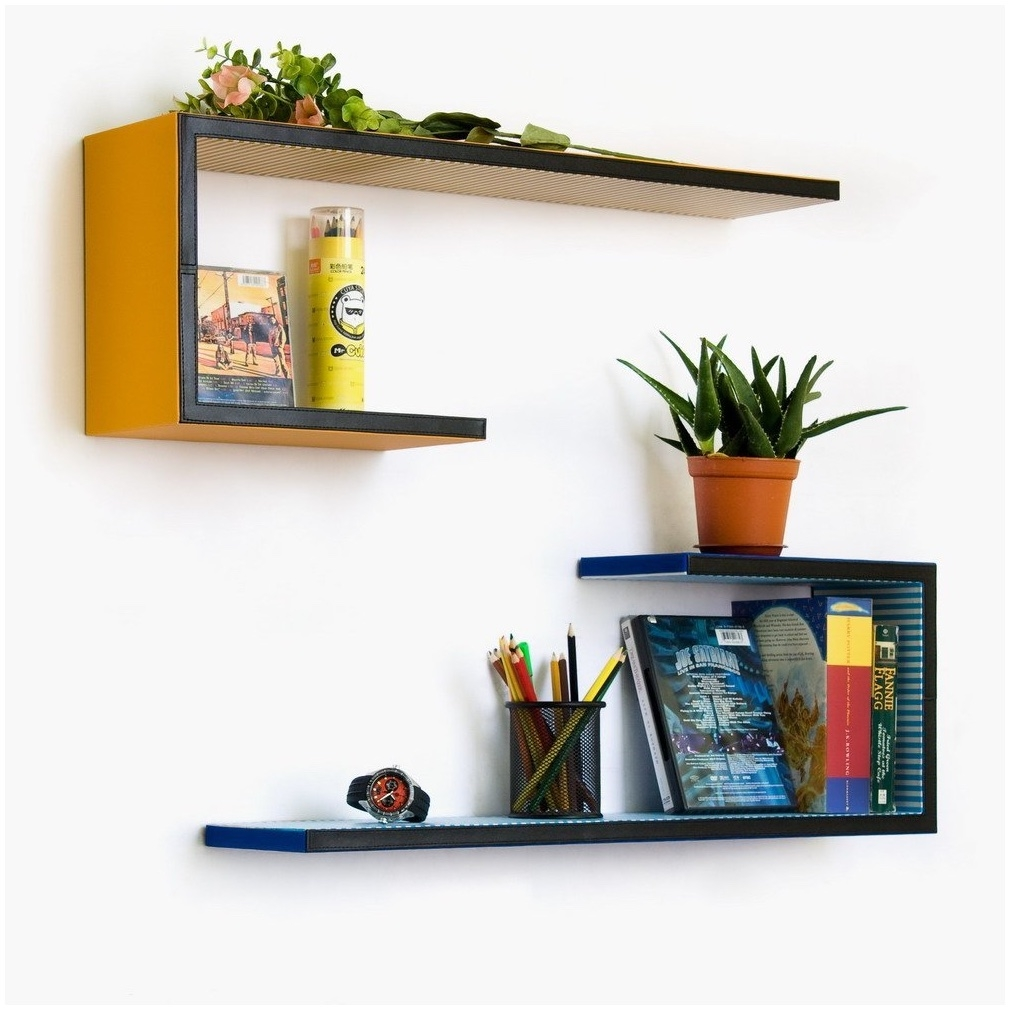 Wall Shelves Design Decorative Wall Mounted Shelving Units Towek With Wall Mounted Shelves (View 2 of 12)