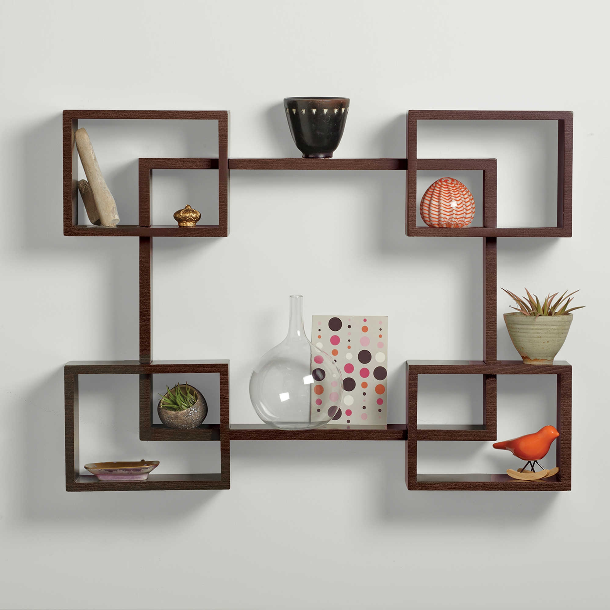 Wall Shelves Design Unique Bedroom Wall Shelves Decorating Ideas Within Wooden Wall Shelves (#9 of 15)