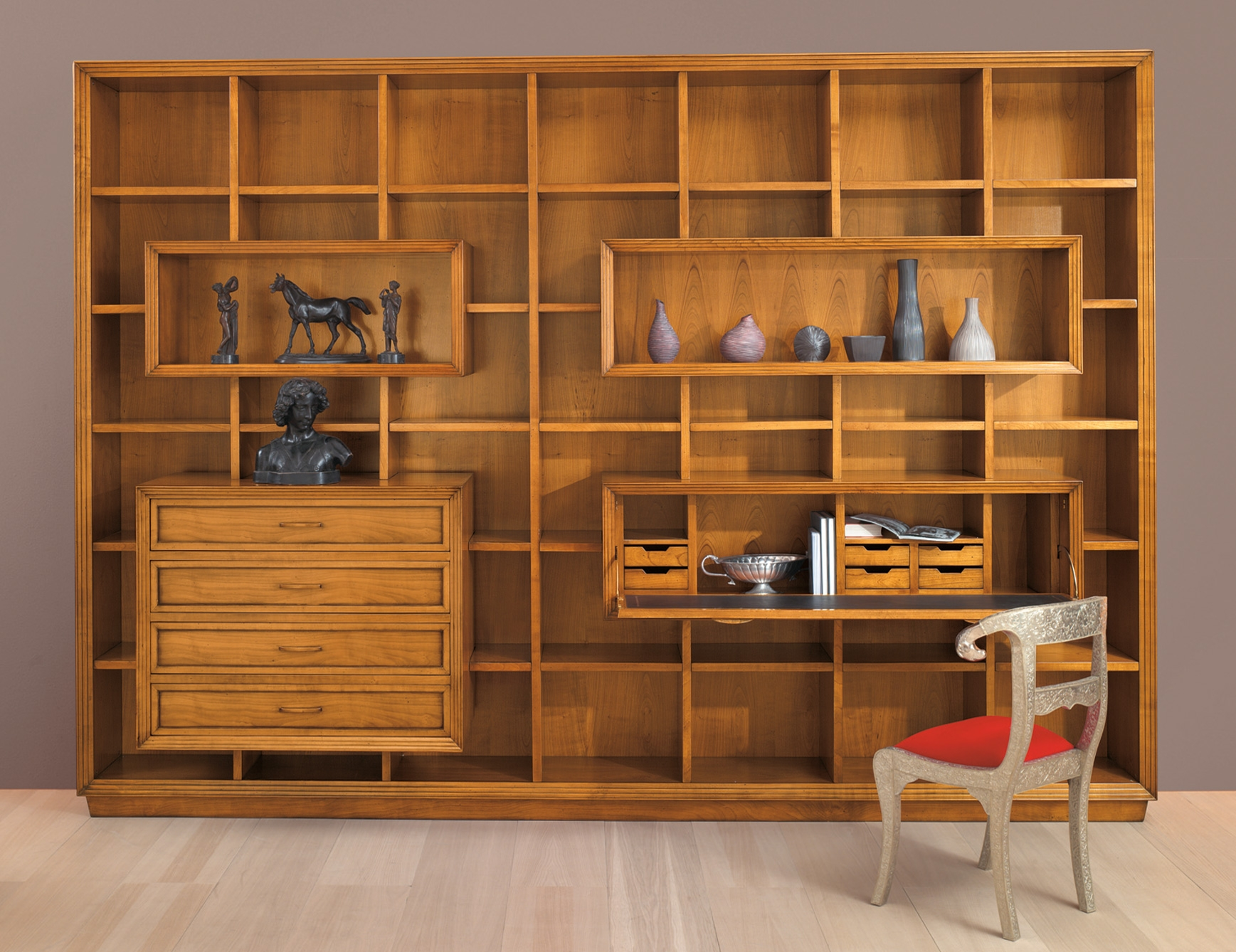 Popular Photo of Wall Storage Units