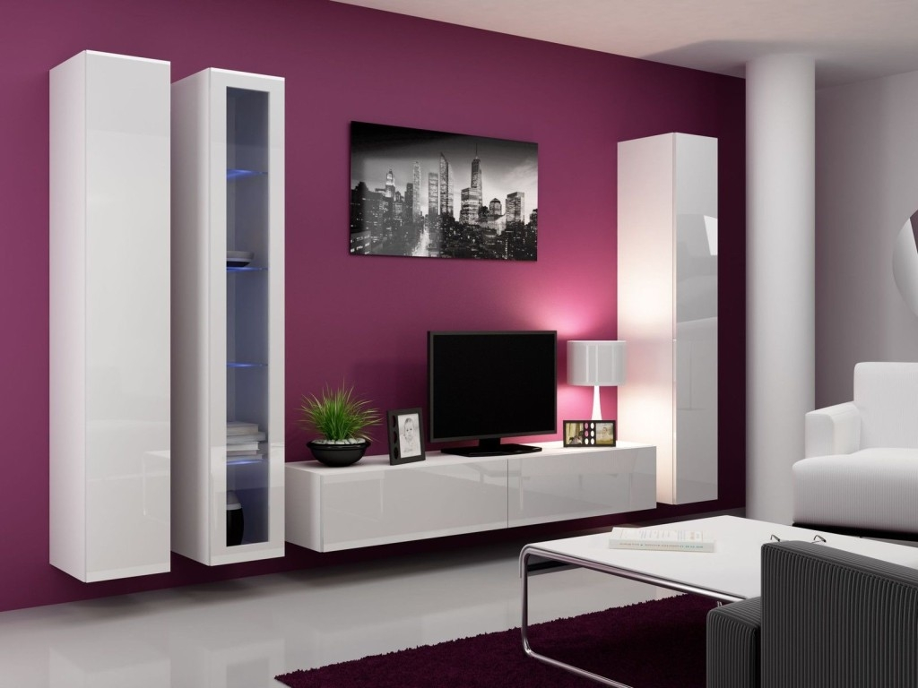 Wall Storage Units And Shelves Design Architecture Art Worldwide Regarding Tv Storage Units (#14 of 15)