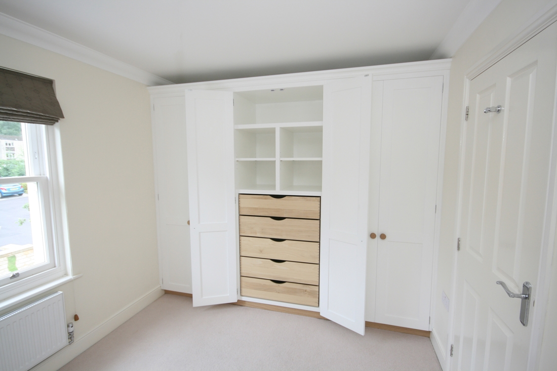 Popular Photo of Drawers For Fitted Wardrobes