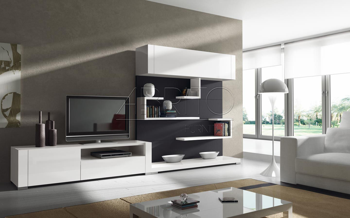 Wall Unit Ideas Living Room Lavita Home In Wall Units For Living Room (View 13 of 15)