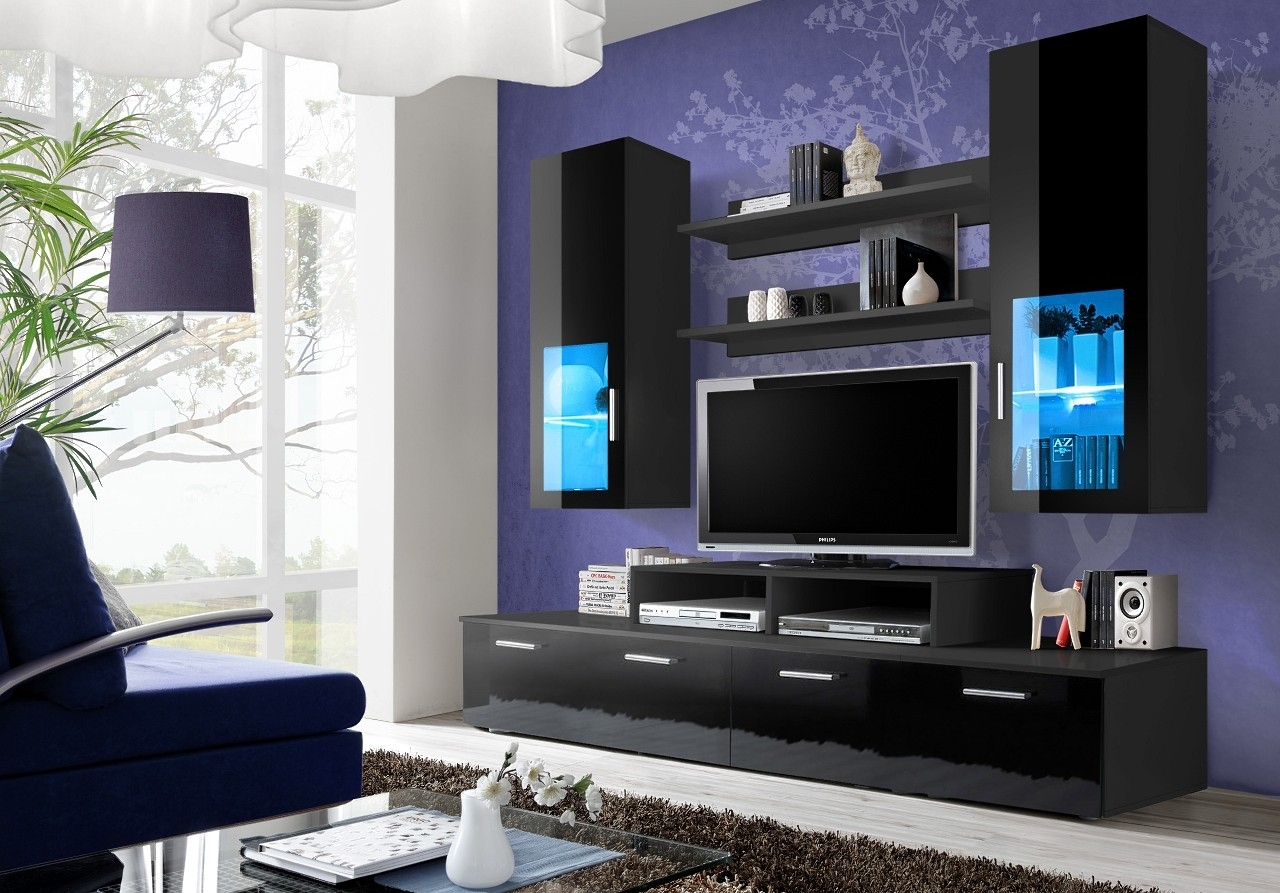 Wall Unit Ideas Living Room Lavita Home Inside Wall Units For Living Room (View 2 of 15)