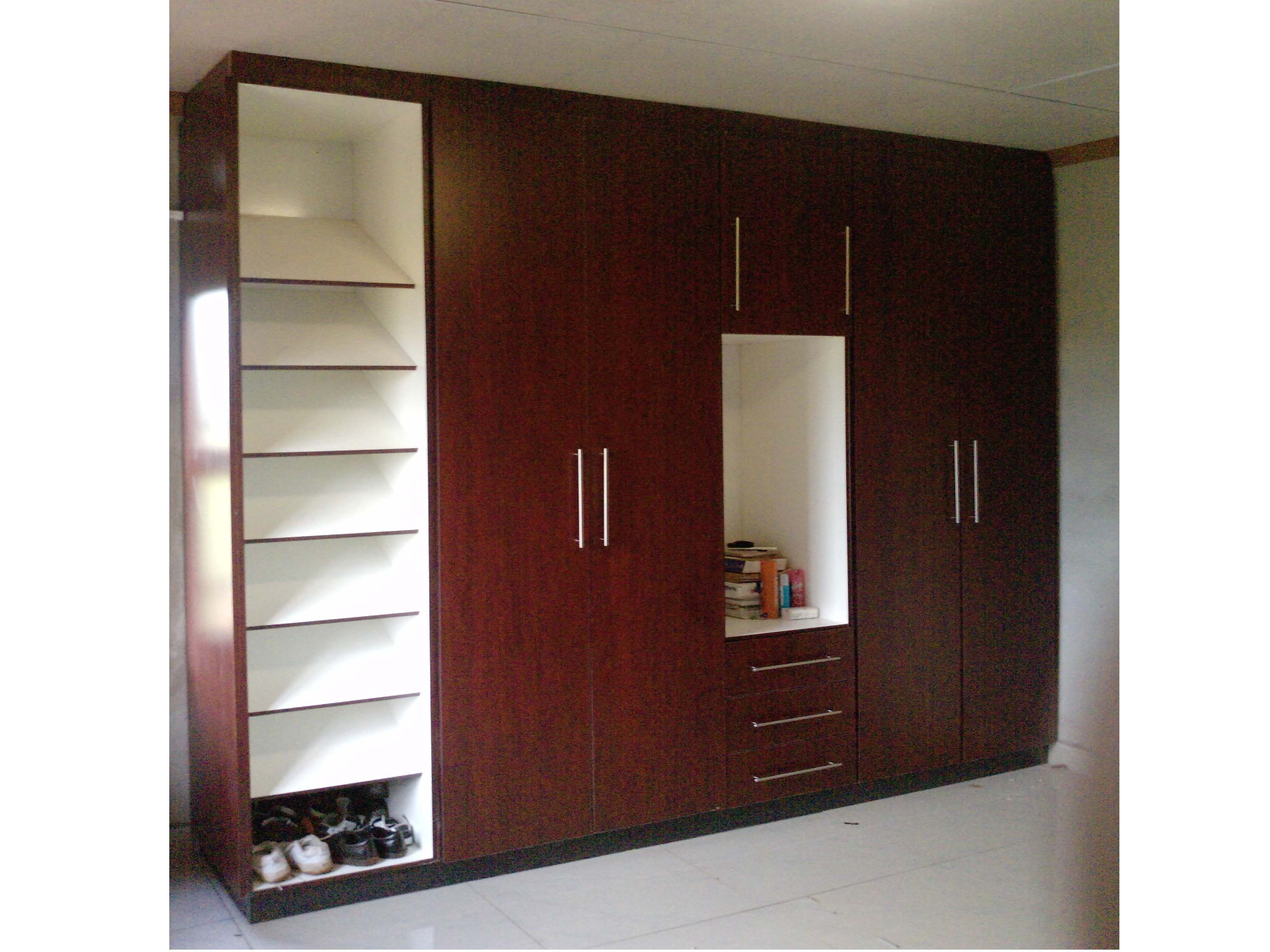 Popular Photo of Wall Wardrobes