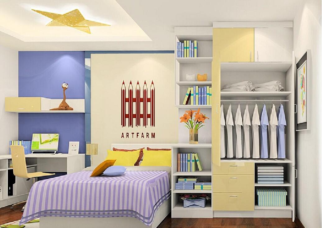 Wardrobe Childrens Bedroom Pierpointsprings In Childrens Bedroom Wardrobes (#13 of 15)