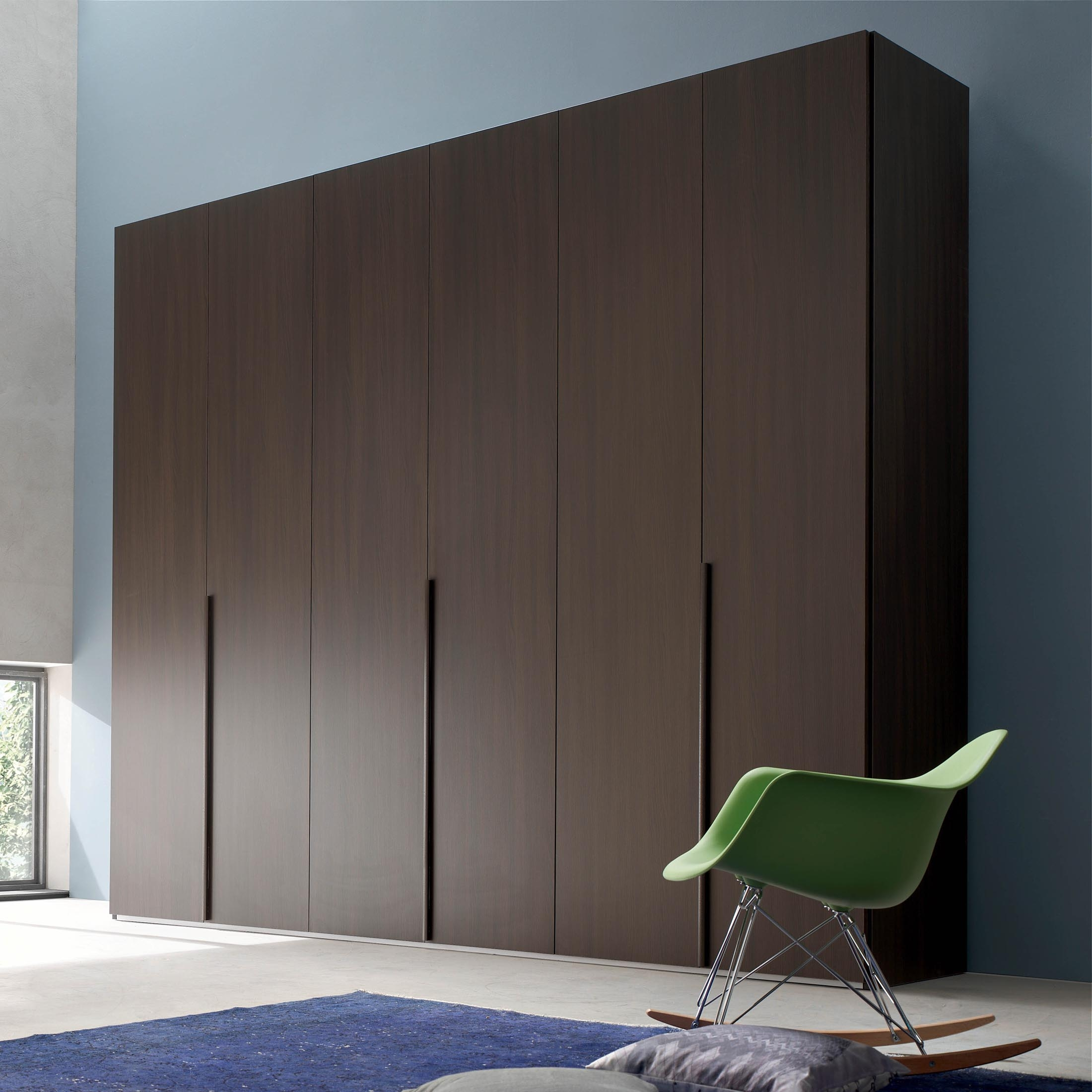Wardrobe Wall Maronese Comes In Different Sizes 4 5 6 Door Throughout Wall Wardrobes (View 13 of 15)