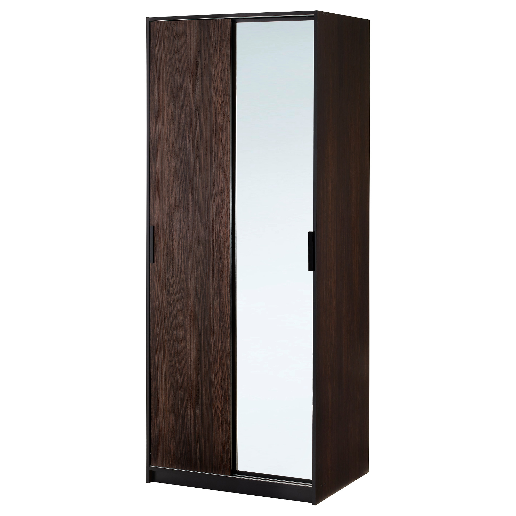 Wardrobes Armoires Closets Ikea With Solid Dark Wood Wardrobes (View 6 of 15)