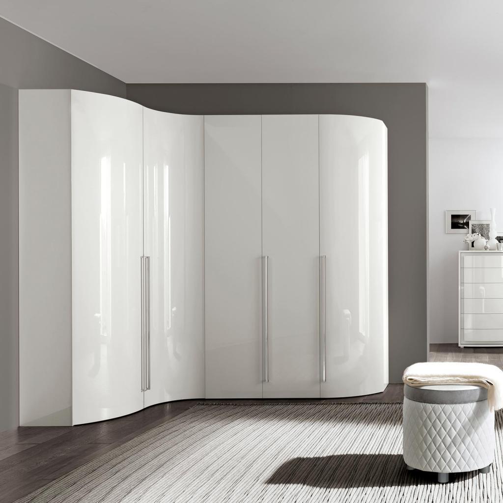 Wardrobes Basic Elegance Furnishings Ltd Within Curved Wardrobe Doors (View 3 of 15)