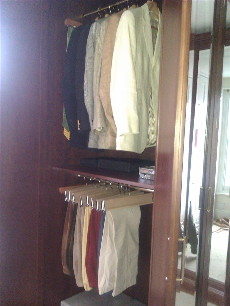 Wardrobes Intended For Wardrobe Double Hanging Rail (View 15 of 15)