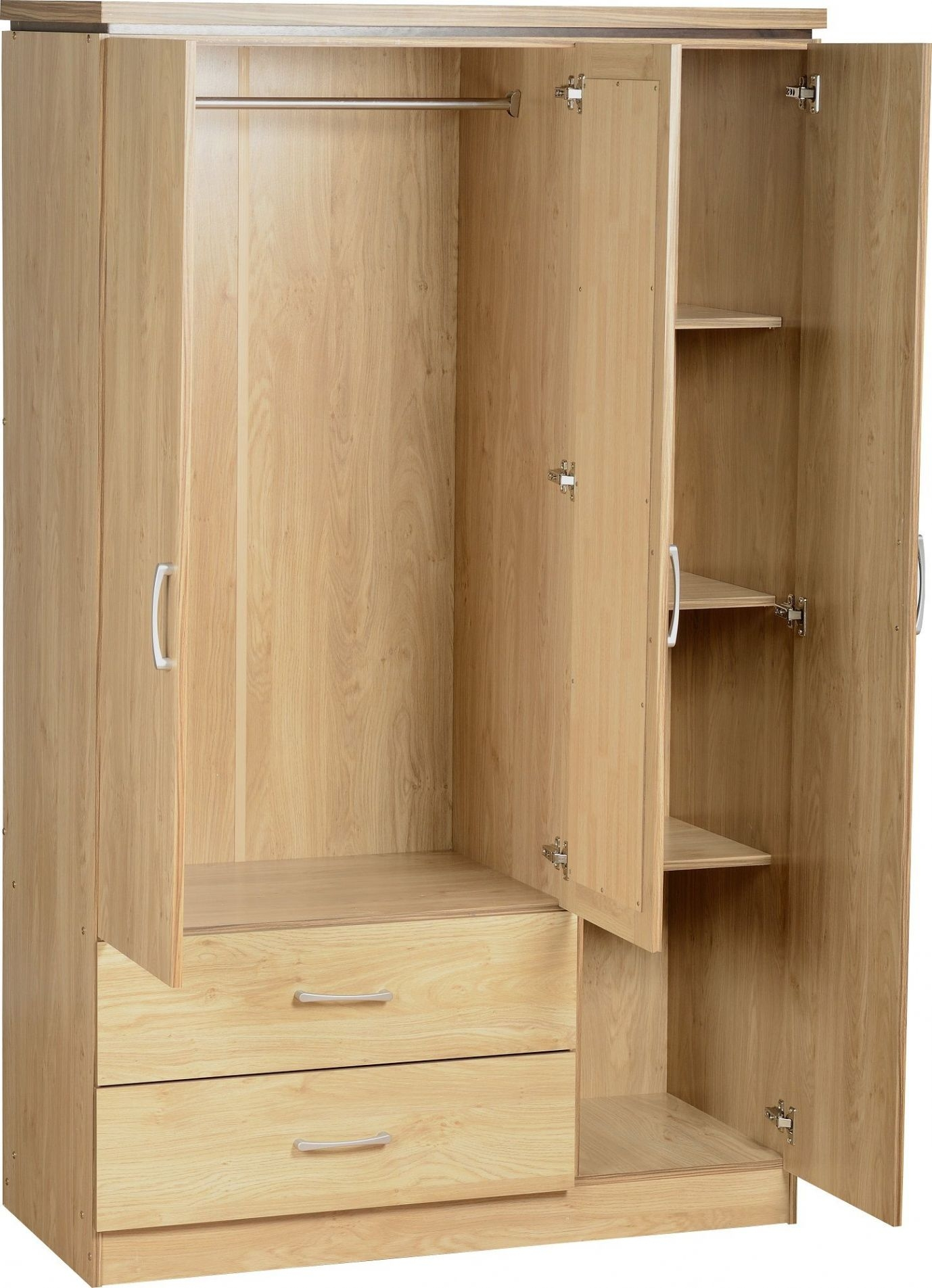 Popular Photo of Wardrobes With Shelves