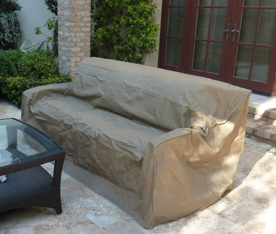 Waterproof Garden Furniture Covers Argos Garden Design Ideas Pertaining To Garden Sofa Covers (#13 of 15)