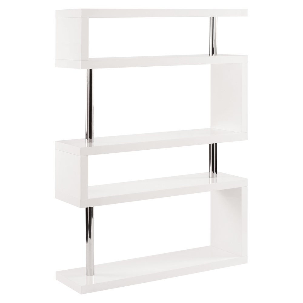 White Cube Bookcase Uk Roselawnlutheran Regarding White Shelving Units (#15 of 15)